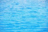 голубая вода в бассейне — Стоковое фото