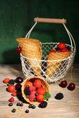 Different ripe berries — Stock Photo