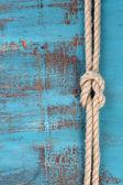 фон морской узел — Стоковое фото