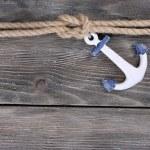 Marine knot background — Stock Photo #50545417