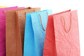 Paper shopping bags — Stockfoto