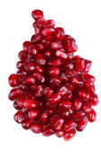 Seeds of pomegranate, close up — Stock Photo