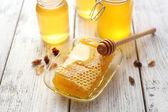 Fresh honey — Stock Photo