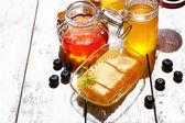 Fresh honey — Stok fotoğraf
