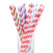 Colorful bar straws — Stock Photo #51226259