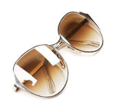 Sunglasses isolated on white — Stock Photo