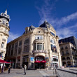 Place de la Comedie in Montpellier — Stock Photo
