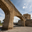 Aqueduct in Montpellier — Stock Photo