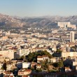 Panorama of Marseille, France — Stock Photo