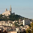 Cityscape of Marseille — Stock Photo