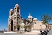 Cathedral De La Major in Marseille — Stock Photo