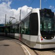 Stock Photo: Rotterdam tramway