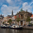 Teylers Museum in Haarlem — Stock Photo