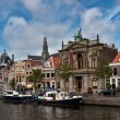 Stock Photo: Teylers Museum in Haarlem