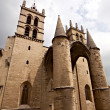 Cathedral Saint Pierre, Montpellier — Stock Photo #6689119