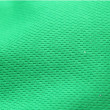 Green background abstract cloth or liquid wave — Stock Photo