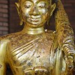Beautiful Buddhstatue from temple in Thailand. — 图库照片 #34971967