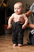 Baby boy 6 — Stock Photo