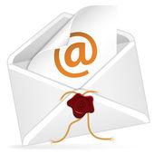 E-Mail — Stock Vector