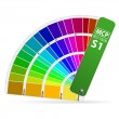 Royalty-Free Stock Vector: Color Guide