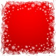 Christmas Frame — Vector de stock #16940269