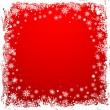 quadro de Natal — Vetorial Stock