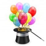 Birthday Concept — Stock Vector