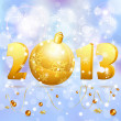Royalty-Free Stock Vector Image: New Year background