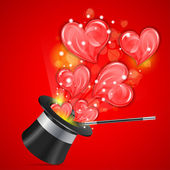 Love Concept — Stock Vector