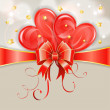 Valentines Day Greeting Card — Stock Vector #19793987