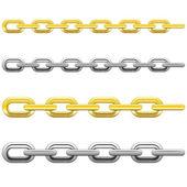 Chain — Stock Vector