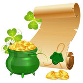 St. Patrick Day — Stock Vector
