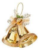 Golden bells — Stock Photo