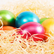 Easter colored eggs — Stock Photo #49004577