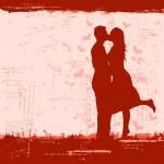 Couple in love — Stock Vector #49171569