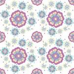 Floral pattern — 图库矢量图片 #9592114
