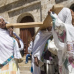 Ethiopian Good Friday — Stock Photo #12159454