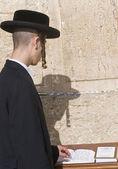 Pâque dans le mur ouest — Photo