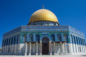 Dome of the rock — Stok fotoğraf
