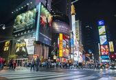 Times Square — Foto de Stock