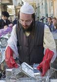 Passover preparation — Stock Photo