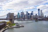 New york skyline — Stok fotoğraf
