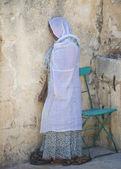 Etiopský křesťané — Stock fotografie
