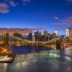 New York  skyline — Stock Photo #16330513