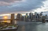 New yorks skyline — Stockfoto