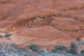 Red Rock canyon , Nevada. — 图库照片