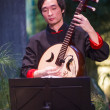 Chinese musician - Stock Photo