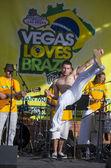 Capoeira — Stock Photo