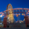 Stock Photo: Chicago Navy pier