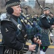 Chicago Saint Patrick parade - Stock Photo